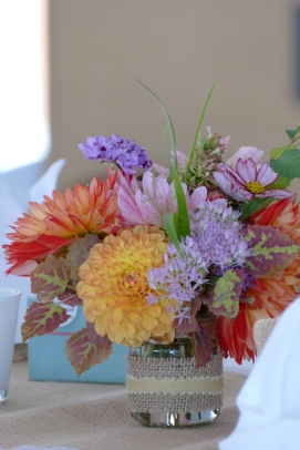 P1070650 - Mariage Caroline bouquet mauve