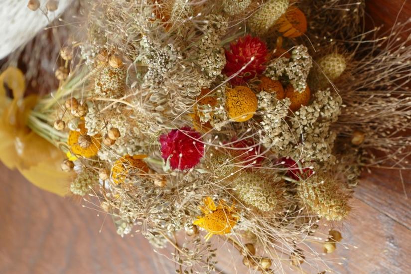 P1070707 - bouquet sec pour bande